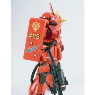 [新年感謝祭 會員限定販售] MG 1/100 MS-06S ZAKU II JOHNNY RIDDEN CUSTOM