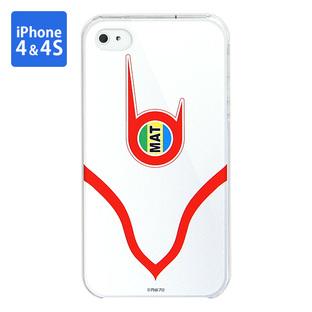 Cover for iPhone 4&4s Return Of Ultraman MAT