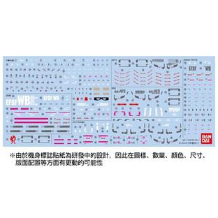 MG 1/100 Custom Set for MG RX-78-2 Gundam Ver.3.0