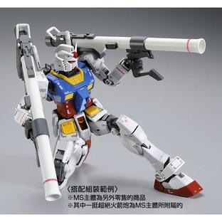 【商品搶先預購會】MG 1/100 Custom Set for MG RX-78-2 Gundam Ver.3.0