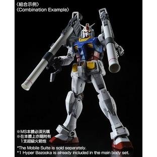 MG 1/100 CUSTOM SET for MG RX-78-2 GUNDAM Ver.3.0 [2019年2月發送]