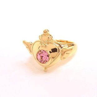 Sailor moon SuperS brooch design Ring