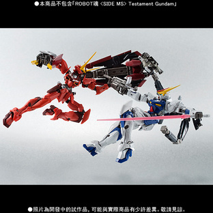 【台灣開幕宣傳會】ROBOT魂 〈SIDE MS〉 Gundam Astray Outframe D [Back Joint]