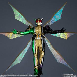 【台灣開幕宣傳會】NEW HYPER DETAIL MOLDING SOZETSU KAMEN RIDER SPECIAL
