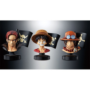 【台灣開幕宣傳會】Mask Collection Premium One Piece Great Deep Collection - 被承繼的意志 -