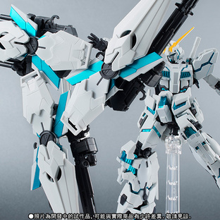 Robot Spirits 〈Side MS〉 Unicorn Gundam (Shield Funnel equipped)
