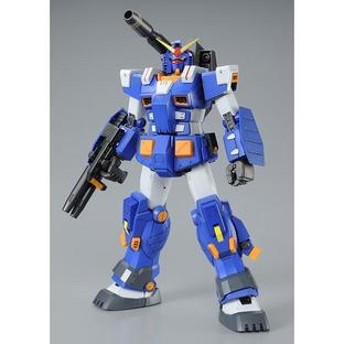 MG 1/100 FULL ARMOR GUNDAM (BLUE COLOR VER.)