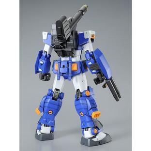 MG 1/100 FULL ARMOR GUNDAM (BLUE COLOR VER.)