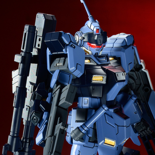 HGUC 1/144 PALE RIDER(GROUND HEAVY EQUIPMENT TYPE) [2019年10月發送]
