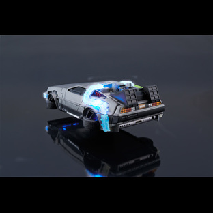 CRAZY CASE BACK TO THE FUTURE II DELOREAN TIME MACHINE