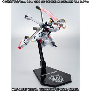 Robot Spirits 〈Side MS〉 CROSSBONE GUNDAM X1 KAI KAI Option Parts Set