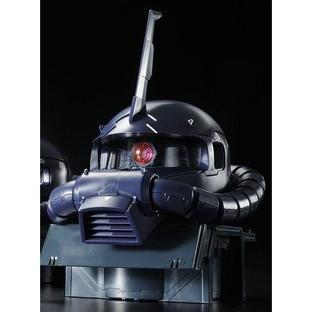 ZAKU II HEAD (BLACK TRI-STARS CUSTOM Ver.) [2020年2月發送]