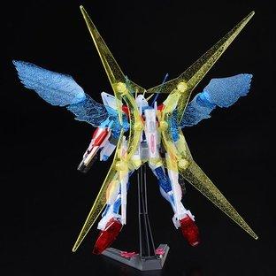 [新年感謝祭 會員限定販售] HGBF 1/144 STAR BUILD STRIKE GUNDAM Ver.RG SYSTEM
