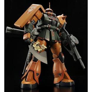 【鋼彈模型感謝祭2.0】 MG 1/100 MS-06FS ZAKUII(GARMA ZABI USE)