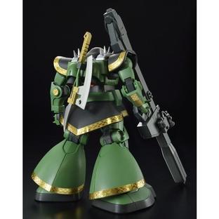 [新年感謝祭 會員限定販售] MG 1/100 MS-09R RICK DOM (DOZLE ZABI USE)