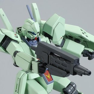 HGUC 1/144 RGM-89J JEGAN NORMAL TYPE(F91Ver.) [2019年2月發送]