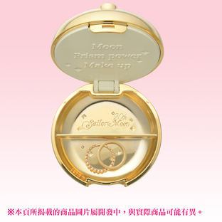 SAILORMOON MOONLIGHT BROACH MIRROR CASE [2015年5月發送]