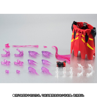 Robot Spirits 〈Side MS〉 MASTER GUNDAM Option Parts Set
