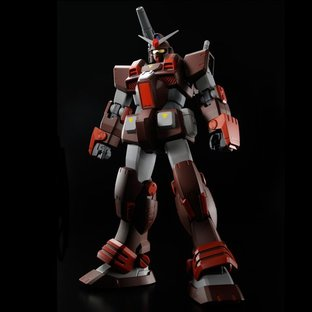 MG 1/100 HEAVY GUNDAM