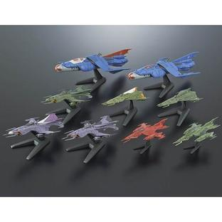 MECHA COLLE GREAT IMPERIAL GARMILLAS ASTRO FLEET CARRIER-BASED SPACECRAFT SET ~The Far-reaches of the Galaxy ~
