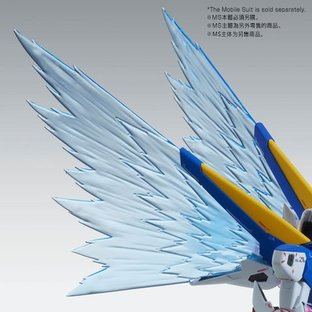 """MG 1/100 EXPANSION EFFECT UNIT """"WINGS OF LIGHT"""" for VICTORY TWO GUNDAM Ver.Ka [2017年3月發送]"""