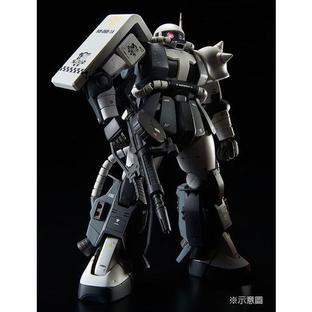 MG 1/100 ZAKU II ERIC MANTHFIELD'S CUSTOM