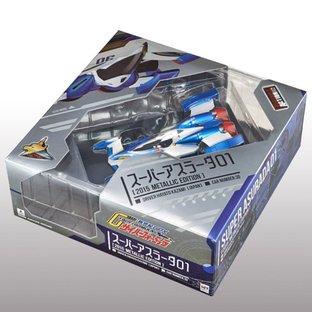 超級阿斯拉01 2015金屬塗裝版