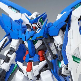 MG 1/100 GUNDAM AMAZING EXIA [2020年2月發送]