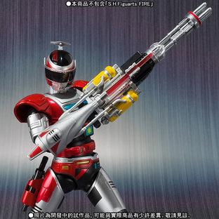 S.H.Figuarts WINSPECTOR Full package option set