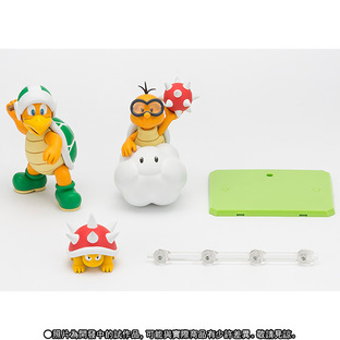 S.H.Figuarts SUPER MARIO Diorama Play Set E