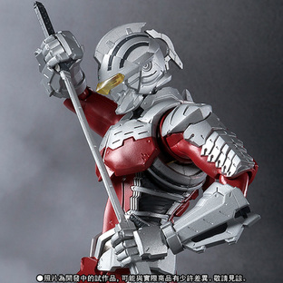 ULTRA-ACT x S.H.Figuarts ULTRAMAN SUIT ver 7.2