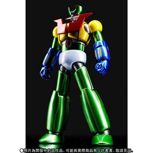 Super Robot Chogokin Mazinger Z Kotetsu Jeeg color