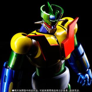 Super Robot Chogokin Mazinger Z Kotetsu Jeeg color [2016年9月發送]