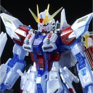 MG 1/100 STAR BUILD STRIKE GUNDAM RG SYSTEM Ver.) [2021年12月發送]