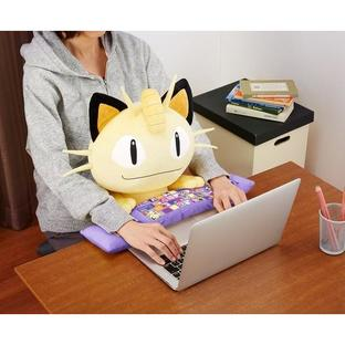 POKEMON PC CUSHION MEOWTH