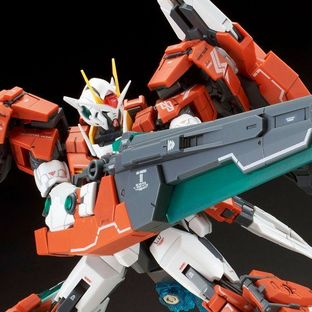 RG 1/144 00 GUNDAM SEVEN SWORD/G INSPECTION [2019年10月發送]