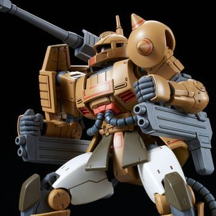 HG 1/144 ZAKU CANNON TEST TYPE [2019年10月發送]