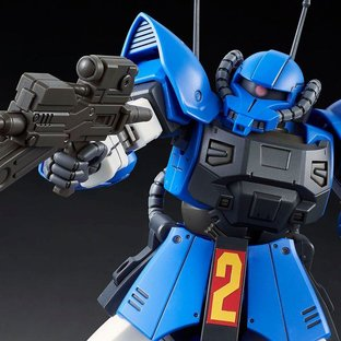 HG 1/144 ACT ZAKU [Oct 2019 Delivery]