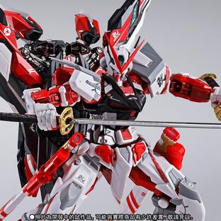 METAL BUILD GUNDAM ASTRAY RED FRAME KAI [2017年10月發送]