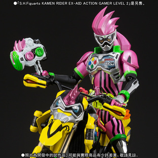 S.H.Figuarts KAMEN RIDER LAZER BIKE GAMER LEVEL 2