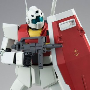 MG 1/100 RMS-179 GM II(UNICORN Ver.) [2019年2月發送]
