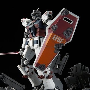 MG 1/100 FULL ARMOR GUNDAM [GUNDAM THUNDERBOLT] LAST SESSION Ver. [2019年2月發送]