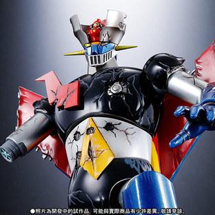 Soul of Chogokin GX-70D MAZINGER Z D.C. Damaged ver.