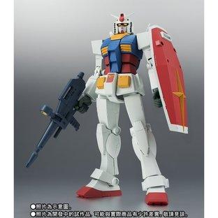 THE ROBOT SPIRITS 〈SIDE MS〉 RX-78-2 GUNDAM ver. A.N.I.M.E. -FIRST TOUCH 2500-
