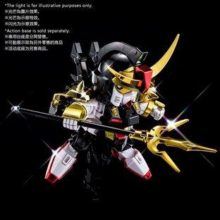 LEGENDBB Mk-III DAISHOGUN & SHINSEI SHOGUNDAM (SUPER HAGANE Ver.)