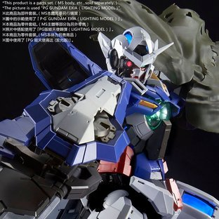 REPAIR PARTS SET for PG 1/60 GUNDAM EXIA [2020年2月發送]