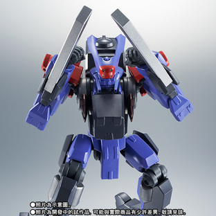 THE ROBOT SPIRITS 〈SIDE KMF〉 SUTHERLAND Purebloods type & Standard type parts set