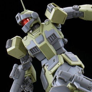 HG 1/144 GM SNIPER CUSTOM [Oct 2019 Delivery]