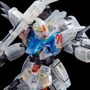 MG 1/100 GUNDAM F91 Ver.2.0 (AFTERIMAGE COLOR) [2019年5月發送]