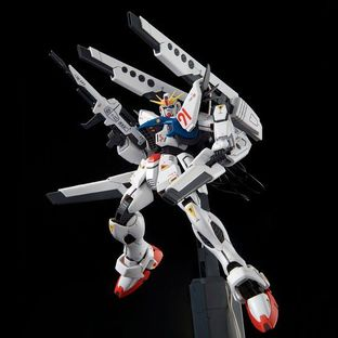 MG 1/100 GUNDAM F91 Ver 2.0 BACK CANNON TYPE & TWIN V.S.B.R. SET UP TYPE [2019年10月發送]